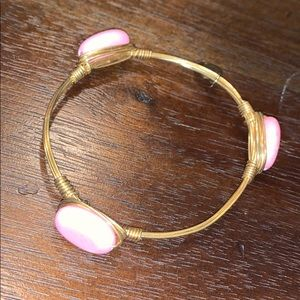 Jewelry - Cute Pink and Gold Bracelet